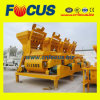 Js Series Twin Shaft Cement Concrete Mixer con Factory Price