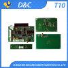 Módulo encaixado T10 para o leitor de cartão completo (T10-1-2)