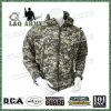 Воинская мягкая куртка раковины для людей