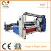 Высокоскоростная машина PVC Rolls разрезая