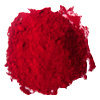 Colore rosso 146 (3123) del pigmento