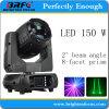 Компактная мини-150Вт Светодиодные перемещение светового пучка света для отображения