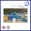 2.5 tonnes par presse hydraulique automatique de foin de capacité d'heure