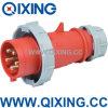 Plugues de potência internacionais do En 60309-2 5p 16A 400V (QX288)