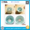 Mais vendidos Copo de chá de porcelana elegante com pequeno animal
