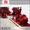 de Diesel 6inch 318kw Pomp van het Water voor Brand 161.9L/S 1.05MPa