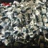 Pole-Zeile Befestigungsteile schmiedete heißes BAD galvanisiertes Kontaktbuchse-Stahlauge