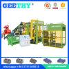 Machine de fabrication de brique hydraulique automatique des cendres Qt10-15 volantes