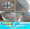 La lámpara del paisaje / Control de calidad Luz / Inspección Final