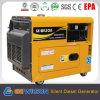 Geluiddichte Diesel Generator Set From 5kw aan 7kw