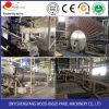 La capacidad de 5000m3-60000m3 de partículas de la línea de producción automática