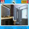 Salle de douche en verre trempé de haute qualité de 8 mm Vente de porte de douche