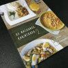 Impression de livres de cuisine de haute qualité