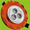 CE&RoHSは承認したLED Downlight (RAY-020FT)を