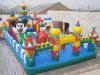 Città gonfiabile di Fun per il parco di divertimenti (CYFC-400)