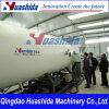 Distribuição de gás e água de 250 mm HDPE Produção de tubos / linha de extrusão