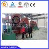 Máquina de laminação de placa hidráulica com função de flexão pré-W11S-8X3000