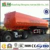 Gemaakt in Aanhangwagen van de Vrachtwagen van de Tanker van de Brandstof 2axle van China de Nieuwe Semi