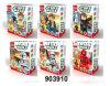 Новые установленные блоки игрушки DIY (6ASS) (903910)