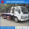 Isuzu 작은 5t 도로 복구 차량 5tons 평상형 트레일러 견인 트럭