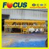 Eficiência elevada centralizada pesando a máquina de tratamento por lotes concreta PLD2400 Batcher agregado