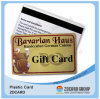 Sostenedor de la tarjeta de crédito del acceso plástico de aluminio