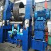 Máquina de dobra hidráulica para o rolamento do metal da placa