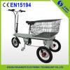 Tricycle électrique pour adultes avec batterie Lithium 36V