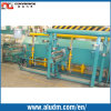 AluminiumExtrusion Machine Single Billet Heating Furnace mit Hot Log Shear
