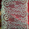 Pestana extravagante Lace Trim de Nylon para Lingeries Garments