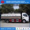 Dongfeng Pequeño tanque de Leche Fresca de Leche de 5m3 Carretilla carretilla Transporter