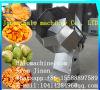 Aliments pour animaux de pommes chips de l'investissement 300kg/H//casse-croûte inférieurs/malaxeur de poudre saveur d'arachide