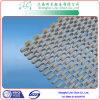 Correia modular superior lisa de Intralox 7100 para o transporte de dobramento lateral (parte superior T-1600 lisa)