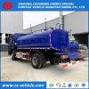 L'eau de pulvérisation du camion 15m3 de l'eau de Sinotruck HOWO 15t arrosant le camion