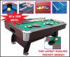 Tabela de associação do Snooker do bilhar (WS-6F01/7F01)