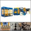 Qt10-15 de Volledige Automatische Hydraulische Pers Samengeperste Machines van de Baksteen van de Aarde