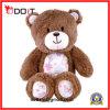 Urso enchido do brinquedo do luxuoso da peluche dos brinquedos do presente pele macia grande