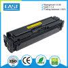 Schnelle kompatible Toner-Kassette des Bild-CF402A für HP-Farbe Laserjet PROM252dw