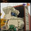 Saut Bucket Type Concrete Batching Plant (25m3/h) pour la construction de routes