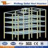 Структура полуфабрикат светлых строительных проектов квартир этажа рамки Multi Prefab стальная