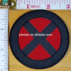 X-Men Logo Embroidered Iron su Patch Badge Fabric Badge