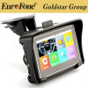 4.3  인치 Waterproof Ipx7 GPS 8GB Bluetooth Motorcycle Navigation