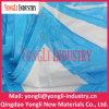 Encerado impermeável azul do revestimento do PE de Tearproof 5X6m