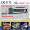 Vier Station Plastic Thermoforming Machine für Fastfood-Food Box Making