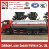 Type 1530cbm van dieselmotor de Vrachtwagen van de Tanker van het Vervoer van de Brandstof
