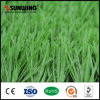 Césped artificial de la mini del campo de fútbol echada sintética de la hierba