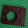 Précision en aluminium anodisé noir6061 partie d'usinage CNC