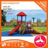 Vergnügungspark-Spielplatz-Plastikim freienspielplatz-Plättchen