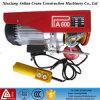 200kg PA Mini Type Electric Cable Hoist met Afstandsbediening Wireless