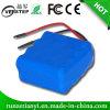 bloco recarregável da bateria de íon de lítio de 4s2p 14.8V 4400mAh 18650